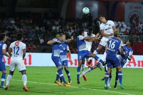 Mailson Alves's brace in the final gave Chennaiyin FC the ISL title in 2018