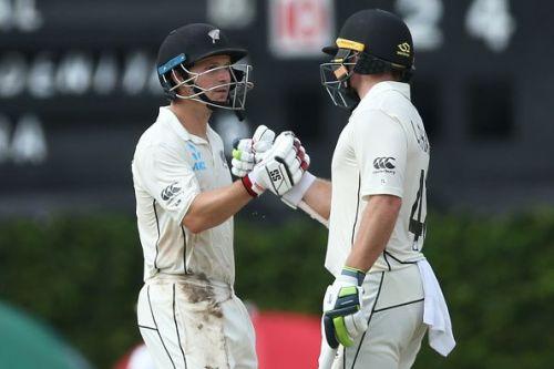 श्रीलंका vs न्यूज़ीलैंड, तीसरा टेस्ट