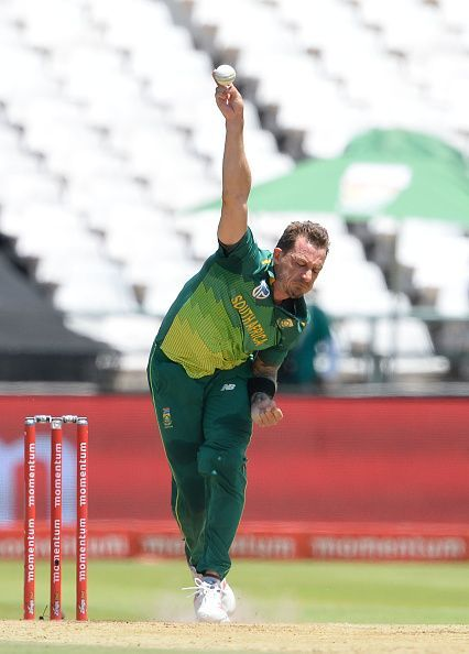 Steyn also achieved a lot of success in colored clothing