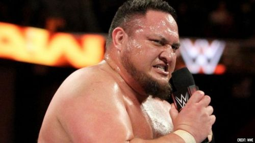 Samoa Joe is still portrayed as a heel