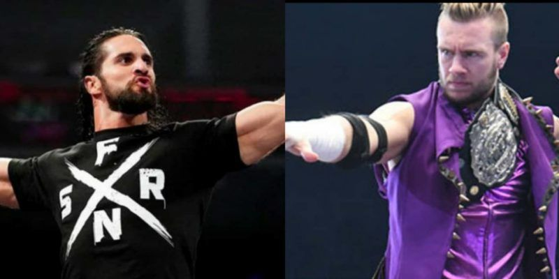 Seth Rollins and Will Ospreay engaged in a heated exchange on Twitter recently. It was so heated, in fact, that new Raw head Paul Heyman got involved.
