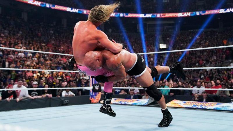 Dolph Ziggler dug far too deep in order to put Goldberg over