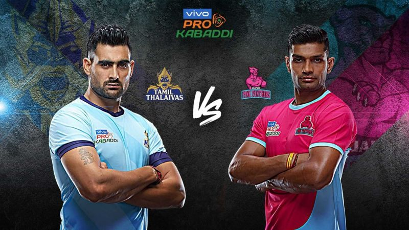 Tamil Thalaivas have never beaten Jaipur Pink Panthers in two seasons. Can they do it tonight?