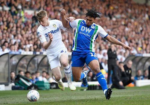 Leeds United v Wigan Athletic - Sky Bet Championship