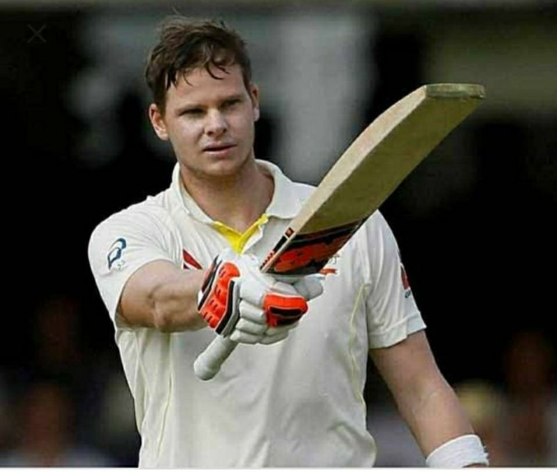 Australian batsman steve smith was in 2nd place in this list