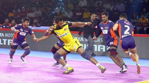 Bengal Warriors' defence needs to improve