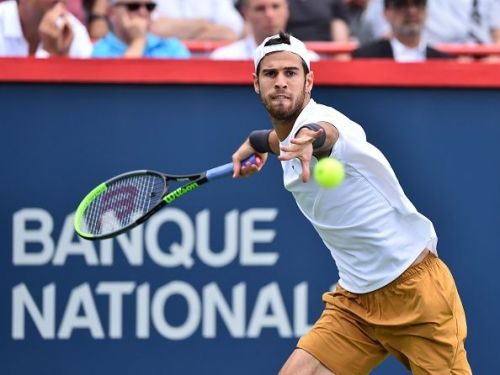 Khachanov will be looking for his second Masters 1000 final with a victory over compatriot Medvedev
