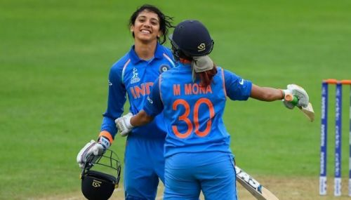 Smriti Mandhana was the most influential women cricketer in 2018
