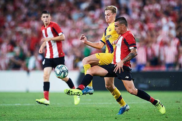 Ajax could have used Frenkie de Jong