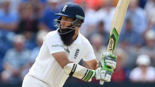 Moeen Ali's all-round performance helped England win the first test in the 2015 Ashes series