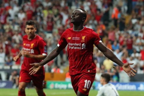 EMane returned to the Liverpool side to score both of their goals in the Super Cup