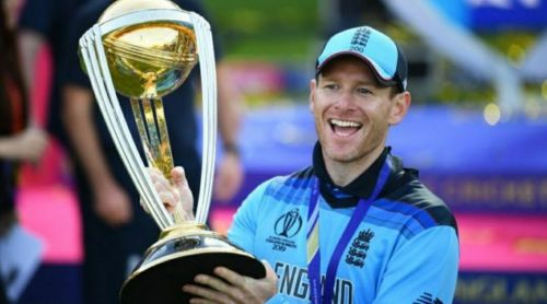 One-day captain has revealed a back injury could lead him to relinquishing the captaincy just a month after leading England to World Cup glory