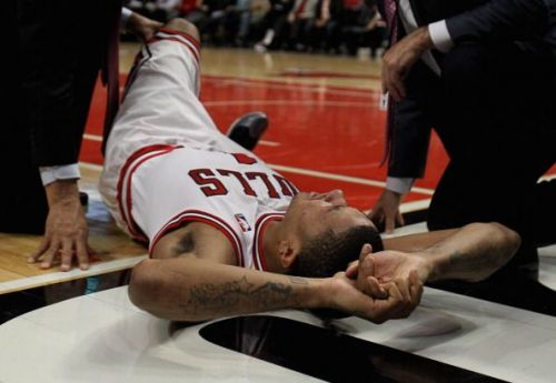 Derrick Rose and the Chicago Bulls never recovered from his 2012 injury
