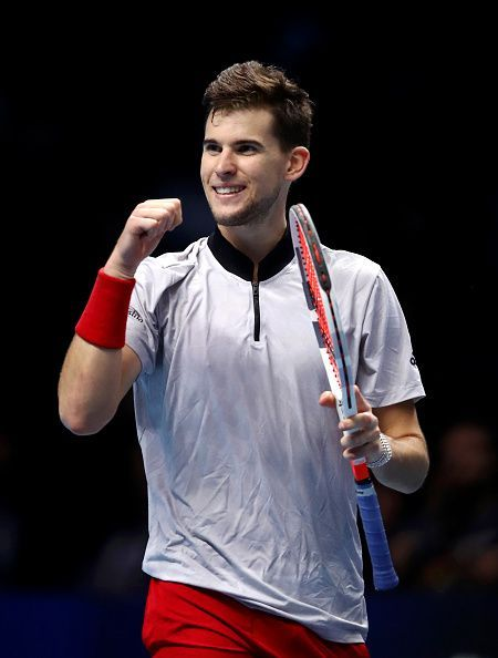Thiem is a possible semi-final opponent for Nadal