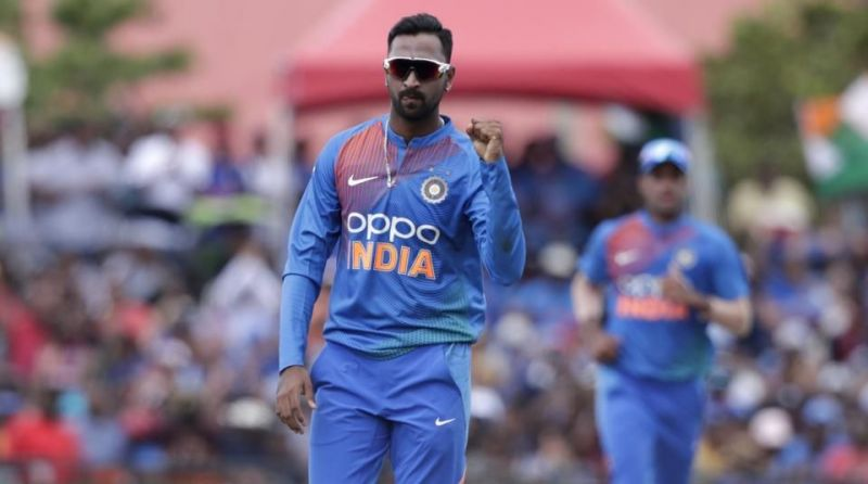 Krunal Pandya has had great outings in T20Is and could make his ODI debut