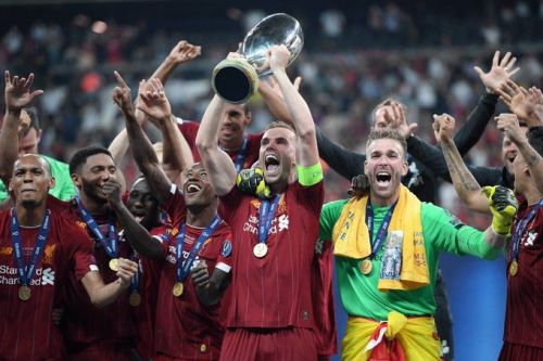 Liverpool defeated Chelsea 5-4 on penalties to win the UEFA Super Cup