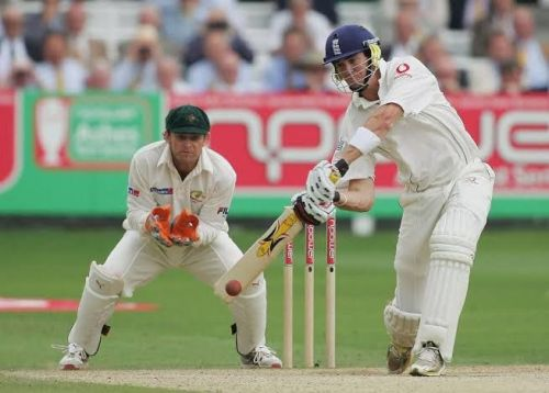 Kevin Pietersen took the attack to the opposition