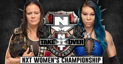 Given what the Toronto faithful had already seen from Io Shirai and Candice LeRae, this may have been somewhat disappointing