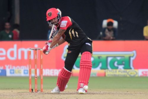 Manish Pandey scored a match-winning half-century