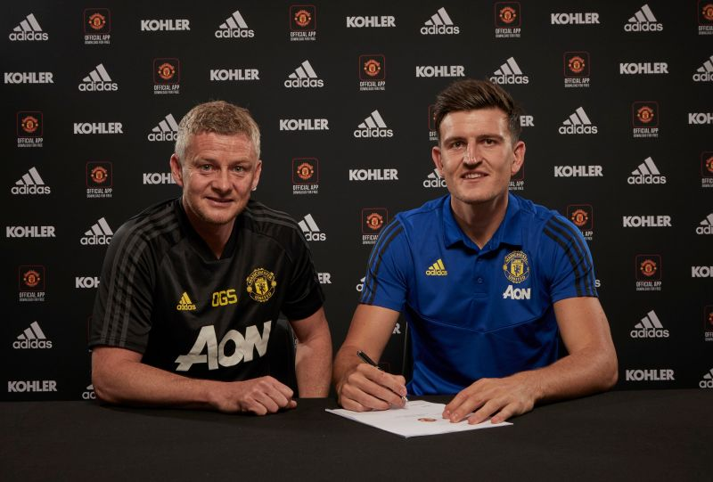 Harry Maguire is the only big signing that the Red Devils could land and they still have gaps in the squad