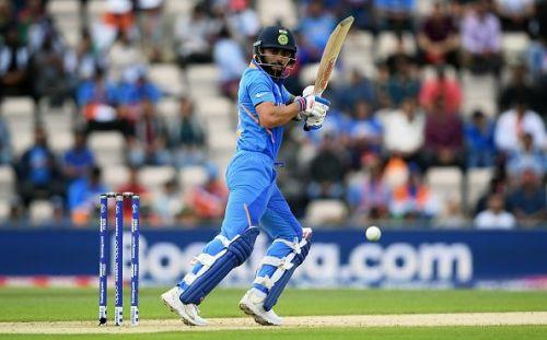 Even Virat Kohli struggled for timing