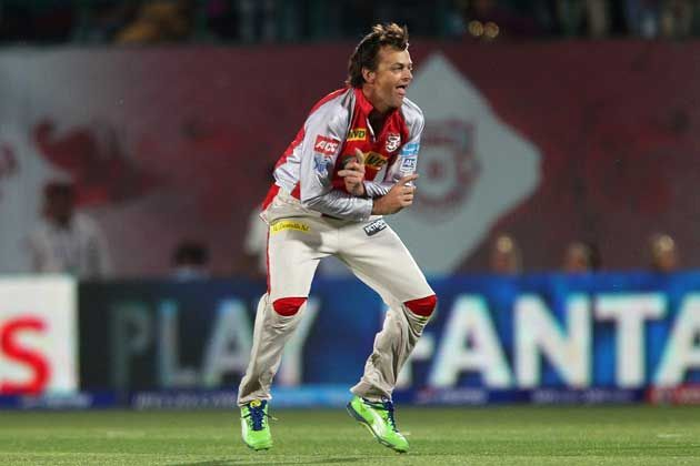 Adam Gilchrist is the surprise entry in the coveted list.