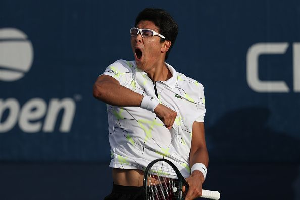 2019 US Open - Hyeon Chung