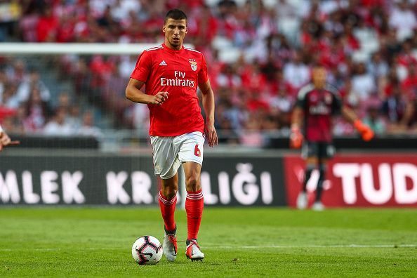 Dias has also been linked with a switch to Manchester United