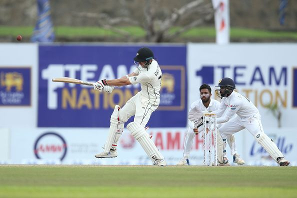 Sri Lanka v New Zealand - 1st Test
