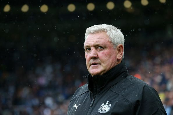 Newcastle boss Steve Bruce hasn