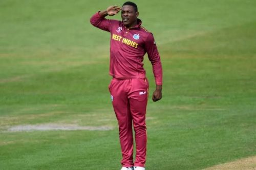 Cottrell was exceptional for West Indies in the World Cup