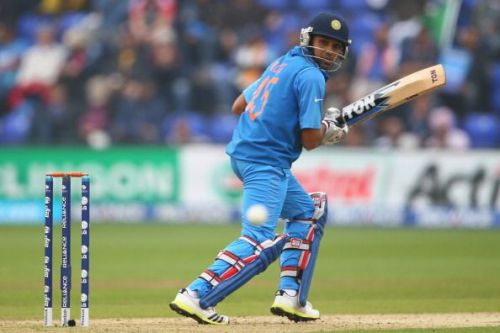 Rohit sharma's first match as openner