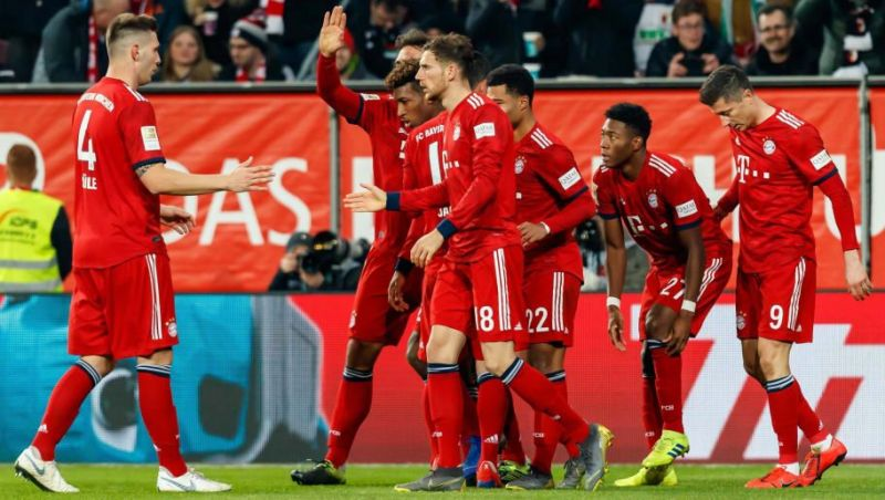 Bayern Munich will be aiming to register their first victory of the season against Schalke