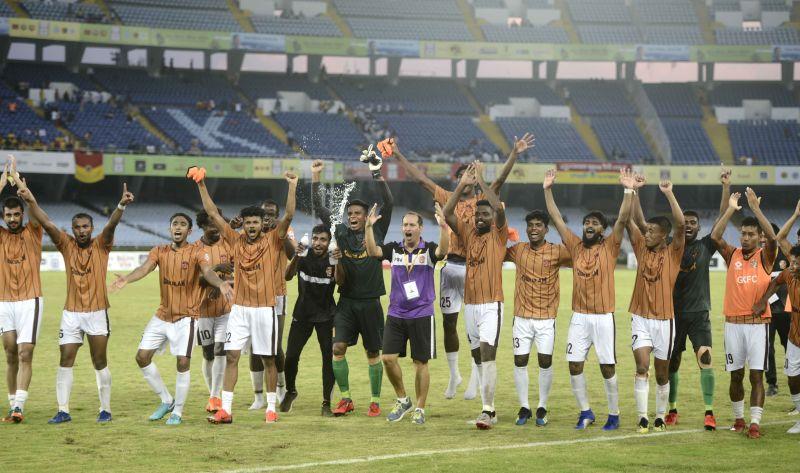 Gokulam Kerala win Durand Cup