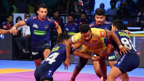 Haryana Steelers will try to continue their fine form against Telugu Titans