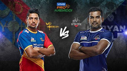 UP Yoddha look to trounce Haryana Steelers and end their winning momentum tonight.