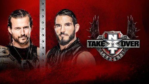 NXT टेकओवर टोरंटो