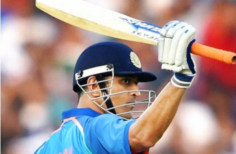 Indian former captain ms dhoni