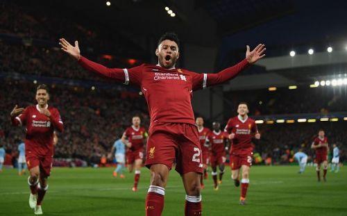 Liverpool v Manchester City - UEFA Champions League quart de finale, première étape