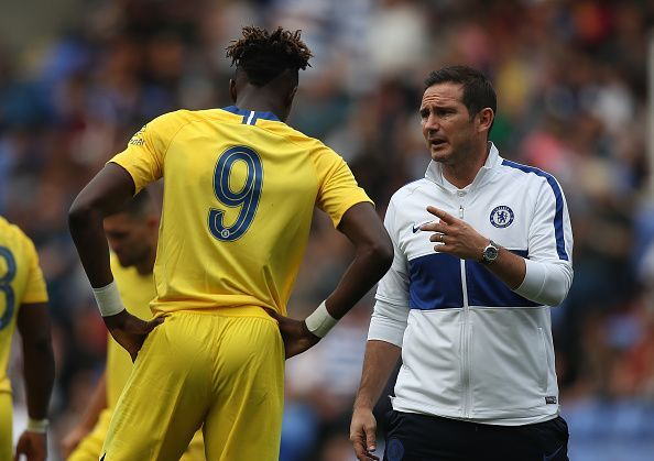 Can Lampard help Tammy Abraham reach his potential?