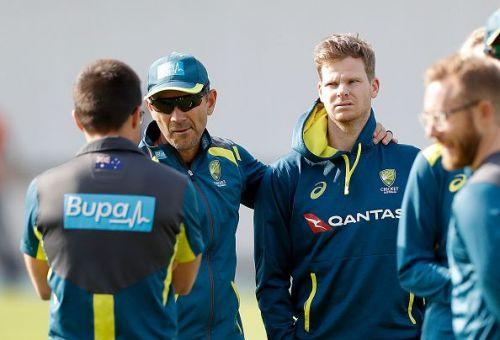 England & Australia Net Sessions