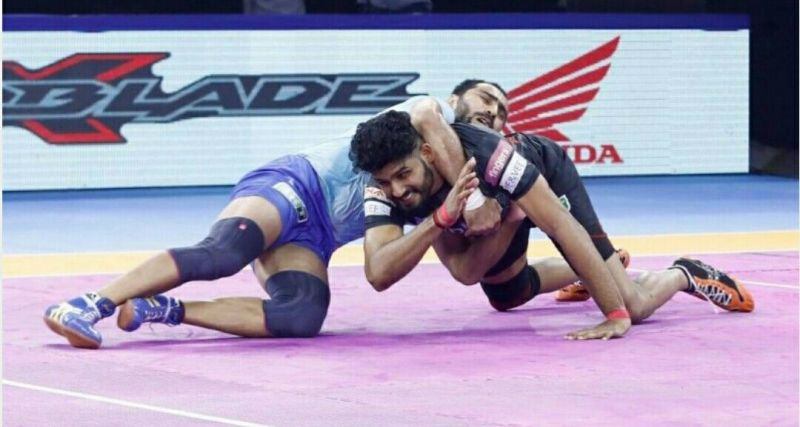 Mohit Chhillar could not register a single High 5 in the home leg