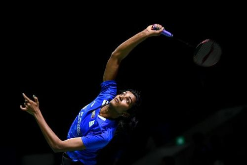 P.V. Sindhu has two World Championships silver medals to her name.