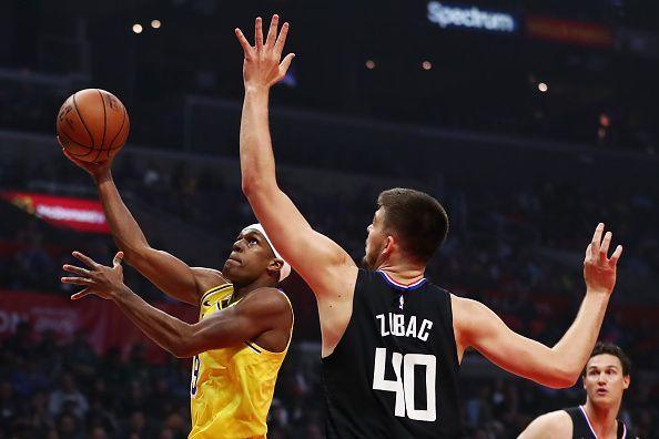 Despite impressing throughout the season, Zubac struggled to make an impact during the 2019 postseason