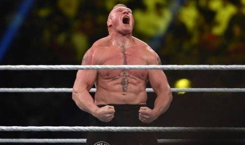 The Beast Incarnate - Lost the Universal Championship at SummerSlam