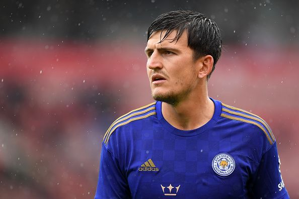 Maguire joined Manchester United for a whooping £80 Million