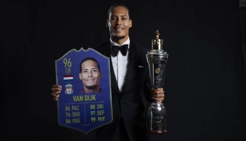 Van Dijk has done enough to deserve the Best FIFA Men's Player Award 2019
