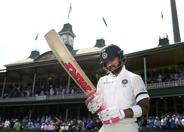 Cometh the hour, cometh the man: Virat Kohli.