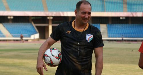Igor Stimac was appointed as the head coach after Stephen Constantine's departure