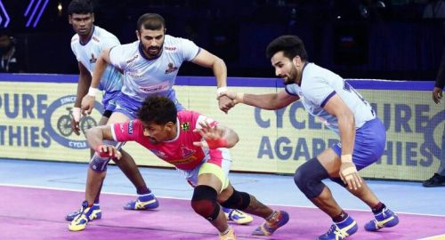 Ran Singh lost momentum in the final two matches